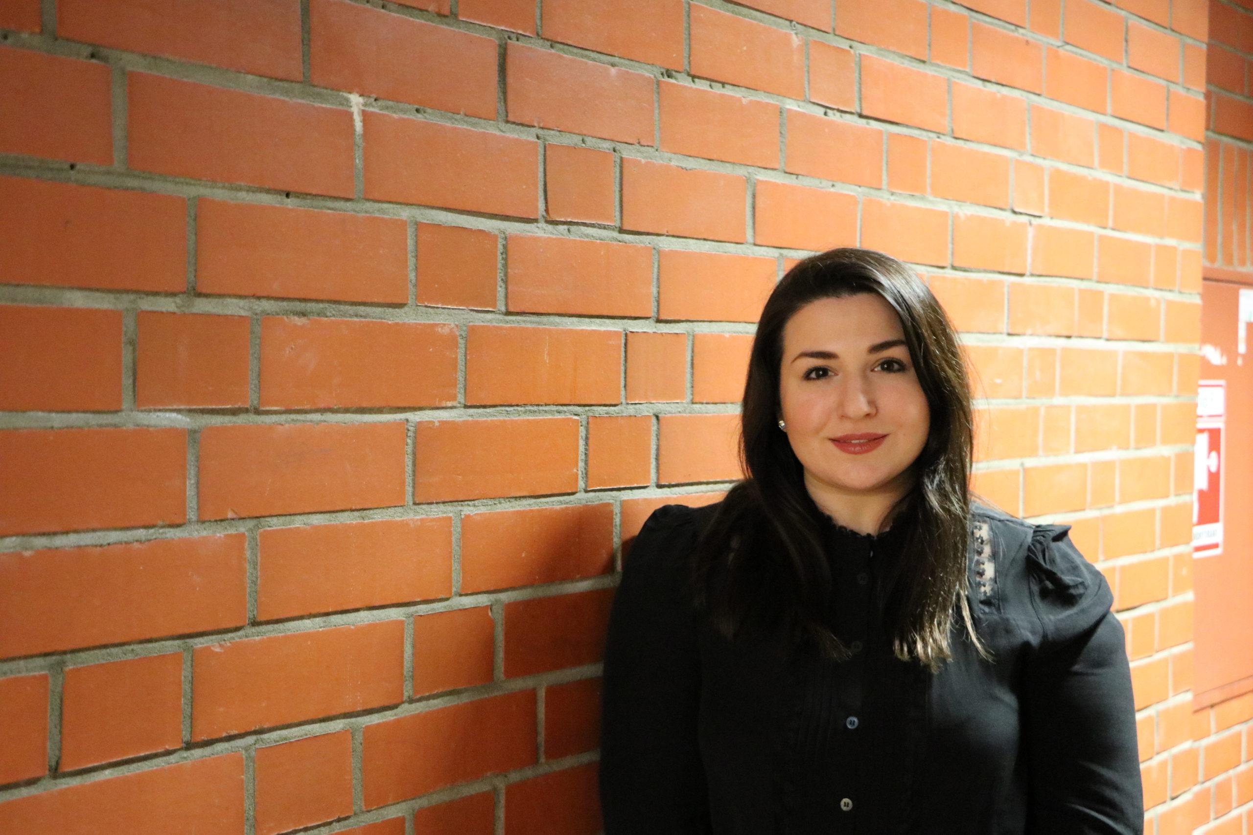 Seit Mitte 2018 ist Elina eine der vorsitzenden Vorständen des Vereins.